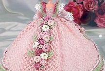 Annie crochet dress