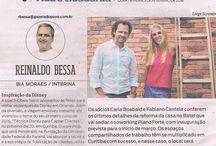 Clipping BG Comunicação / Matérias publicas através da assessoria de imprensa BG Comunicação. www.bgcomunicacao.com.br