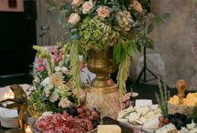 svatba jidlo