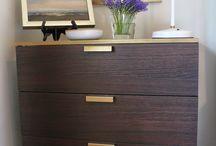 DIY - IKEA HACKS / by Sienna Rose