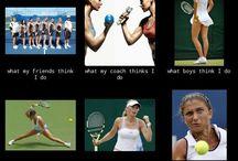 ♡ Tennissen...