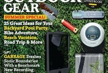 Electronics & Audiomagazine / by Mr.Cheap Vettivong