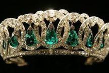 Jewelry & Jewels / by Sabrina Jordan