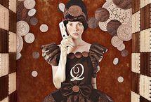 Chocolate theme photos