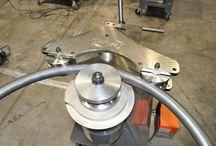 steel bending mschines