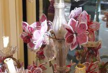 Цветы из бусин и бисера beaded flowers