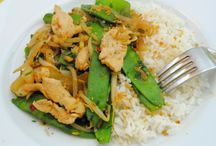 ~Asian Foods~