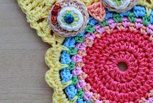 Crochet - Patrones