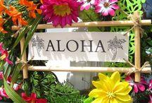 havaiano decoracao