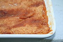 Desserts: Pies & Cobblers