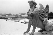 Wien B&W / Black and white film photos taken in Vienna, Austria
