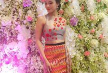 myanmar dress ❣️