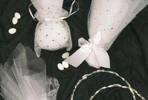 Αξεσουάρ για γάμο / Μπομπονιέρες γάμου, προσκλητήρια,στέφανα γάμου