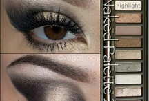 Beauty Tips & Make Up Ideas / by Danielle