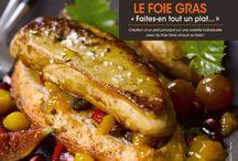 Challenge Foie Gras 2016 / Retrouvez toutes les recettes et informations sur le Challenge Foie Gras des Jeunes Créateurs Culinaires 2016