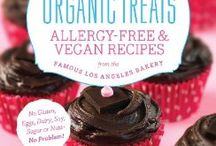 Debbie's Award-Winning Cookbooks / Over 100 whole food, insanely delicious, plant based recipes that will knock your socks off. Free of the top 8 food allergens. Also, no sugar, oil, or gluten. Sweet, Savory & Free!