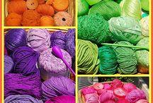 Yarn / by Stephanie B.