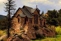 Beautiful Churches / by Tammy Martintoni