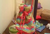 Crochet~ Bags, Purses, Hats, Etc.. / by Jeana Green