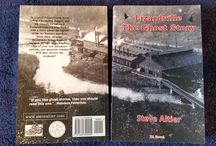 Lizardville The Ghost Story / Lizardville The Ghost Story - YA novel.  In a small Pennsylvania town called Lizardville, Johnny and his friends set out on a weekend camping trip. Parker tells a story about the legend of the Ax Factory murders.  Soon after, strange, mysterious things begin to happen. As this spine tingling, edge of your seat adventure unfolds, one question remains. Will they survive the weekend?