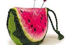 Cross Stitch Eye Candy