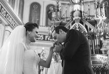 Fotografia de Casamento - Preto e Branco