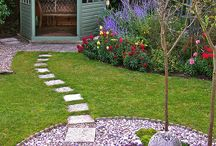Garden ideas / by Debbie Lewis