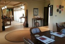 Savannah grill  (Al Sahel Villa Resort) / The only restaurant in the resort
