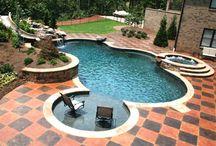 Our dream backyard