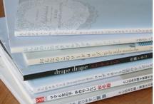 Libros y revistas / by Silvia Paima Brunner
