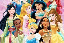 Disney girl ☂️