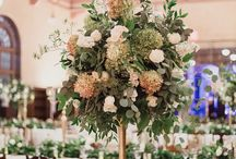 Liz Rossi - wedding decorations
