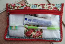 porta pasta de dente