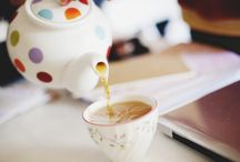 Tea Time / It´s Tea Time / by Itziar San Vicente