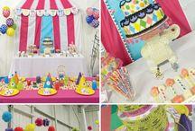 Kids Party { circus } / by Defossez Katrien