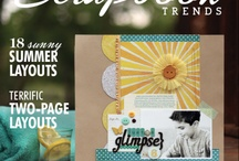 Scrapbook Trends / by Carin McDonough