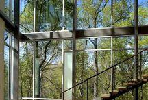 casa d vidro