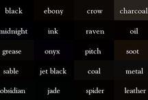 Black - Noir