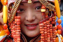 Moodboard Nepal opdracht visagie