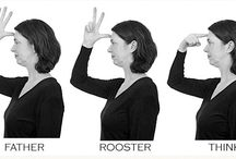 ASL American sign language / by Ash
