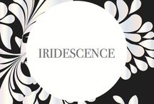 #130Weddings - Iridescence: Loungeworks / See our interpretation of the predicted Iridescence in wedding trends for 2014/2015.