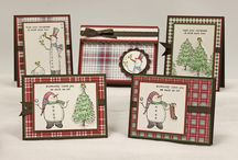 christmas stamps / by Sara McKinlay