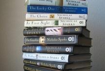 Favorite Books, Tv Shows, & Movies / by destiny Stephens