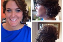 Updos / This is a collection of photos of updos that we've done for prom, special events, weddings, and formals.