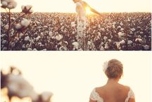 Bryllup Wedding inspiration / Wedding: dress, hair, flowers, bouques