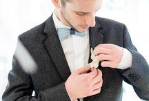 Hochzeit hellblau