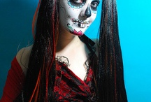 FP - Day of the dead / Face painting - Sugar skull