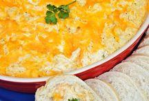 Recipes - Appetizers / Dips / by Tonya Suchter