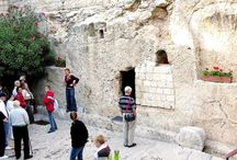 Jerusalem Church Buildings Trace New Testament Events / Jerusalem has been the Jewish People's holiest city ever since King David established it as the capital of the united Kingdom of Israel in about 1000 BC.