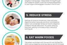 Health Tips / A collection of useful tips from Pinterest and Brandcare.